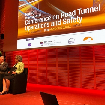 Road Tunnel  Operations and Safety in Lyon